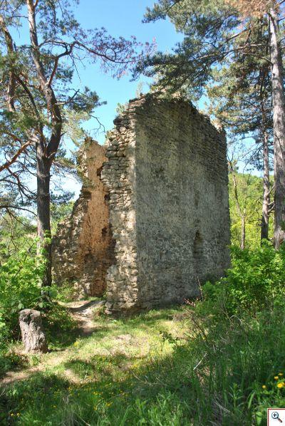 cetatea medievala crizbav